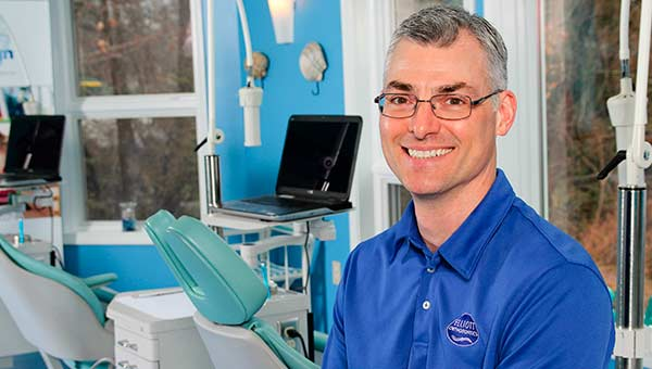 Dr. Elliott Merrimack New Boston NH Elliott Orthodontics