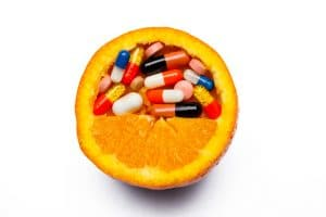 Vitamins for oral health Merrimack NH