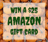 Elliott Orthodontics Fall Contest Win a $25 Amazon Gift Card