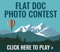 Flat Doc Photo Contest Click Here to Play graphic sidebar