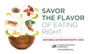 National Nutrition Month Merrimack NH