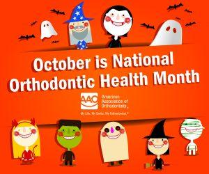 Orthodontic Health Month Merrimack NH